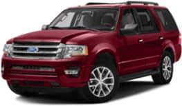 Red 2017 Red Ford Expedition