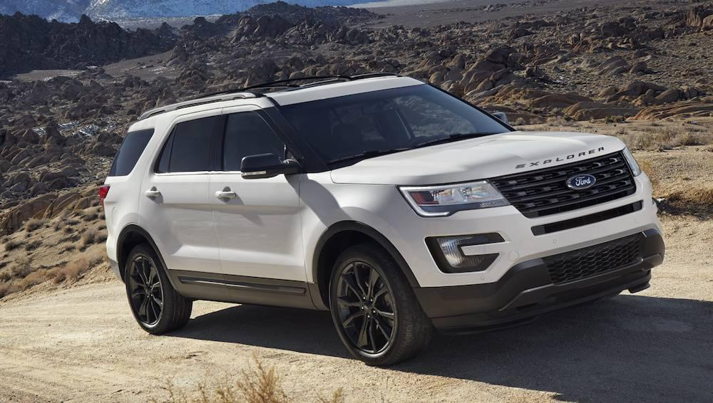 Ford Loves To Brag About Its Classic Suv The Explorer And With Good Reason The Ford Explorer Has Spent The Past  Years Leading The Pack As The