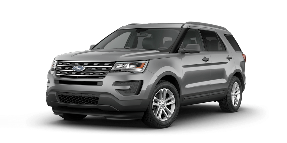 New Ford Explorer >> 2017 Ford Explorer Depaula Ford