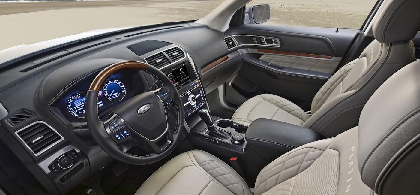 2017 Ford Explorer Depaula Ford