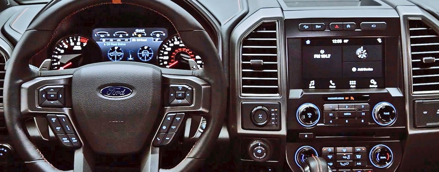 Ford F-150 Amenities