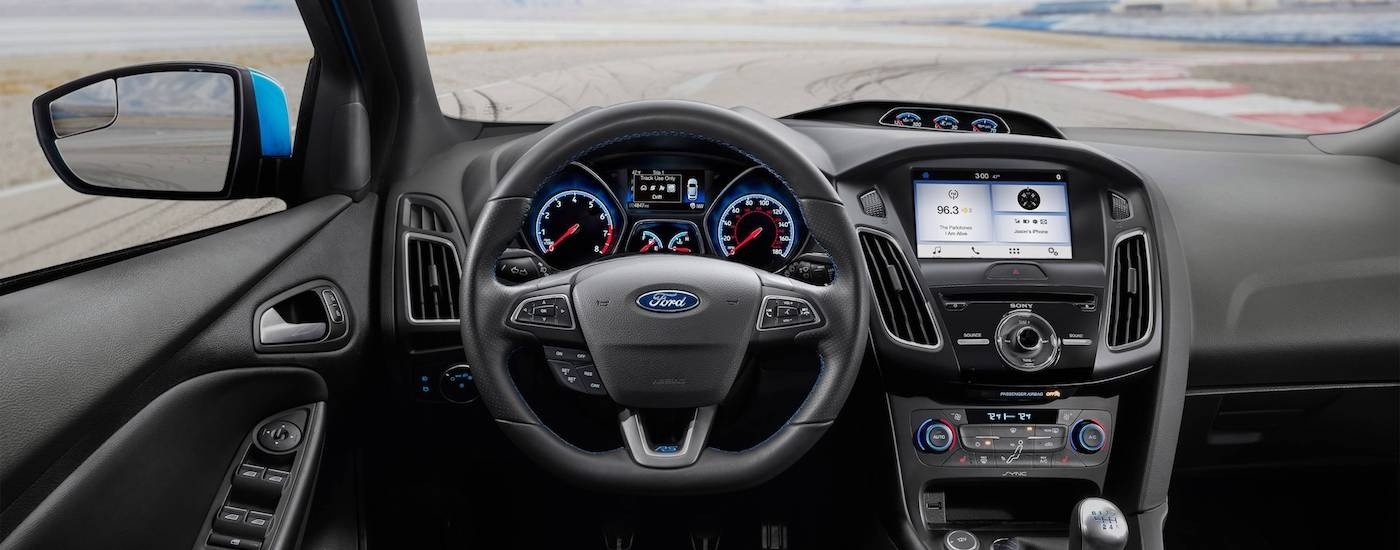 Ford Focus Technology