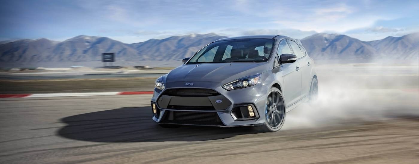 Ford Focus Trim