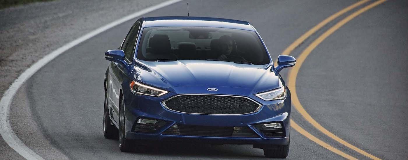 Ford Fusion Design