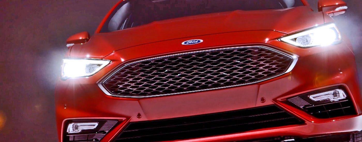 Ford Fusion Trim