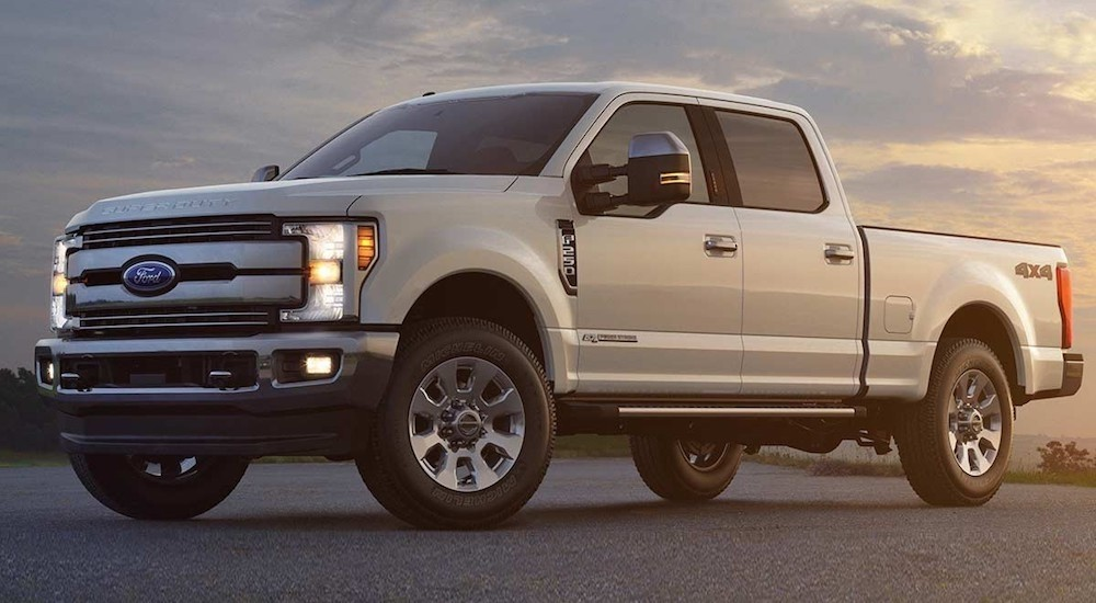 Big Ford Trucks >> F Series Leaves Big Tracks To Fill Depaula Ford