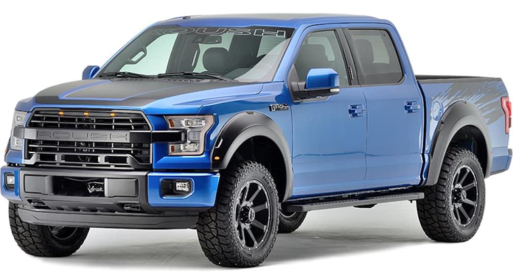 Exploring Each of ROUSH's Pickup Options   DePaula Ford