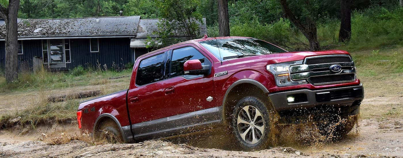 New Ford F-150
