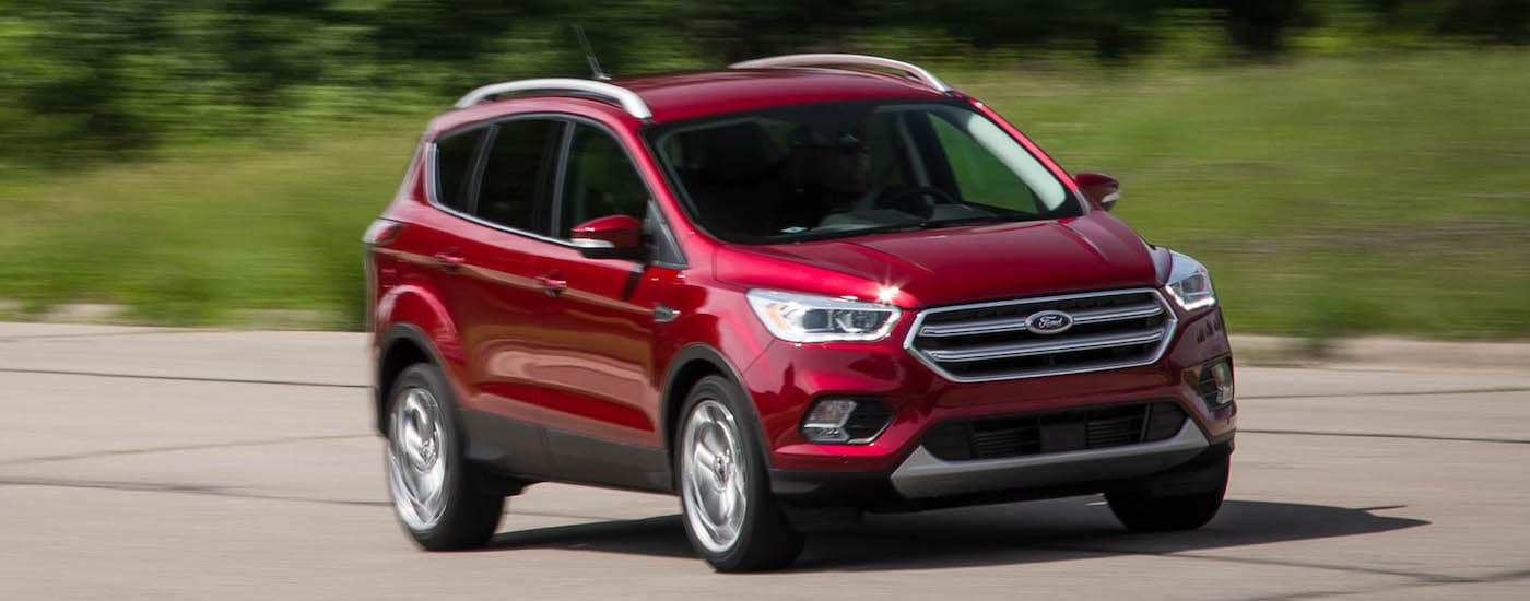 New Ford Escape Performance