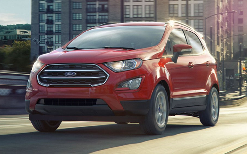 New  Ford Ecosport Se Wd