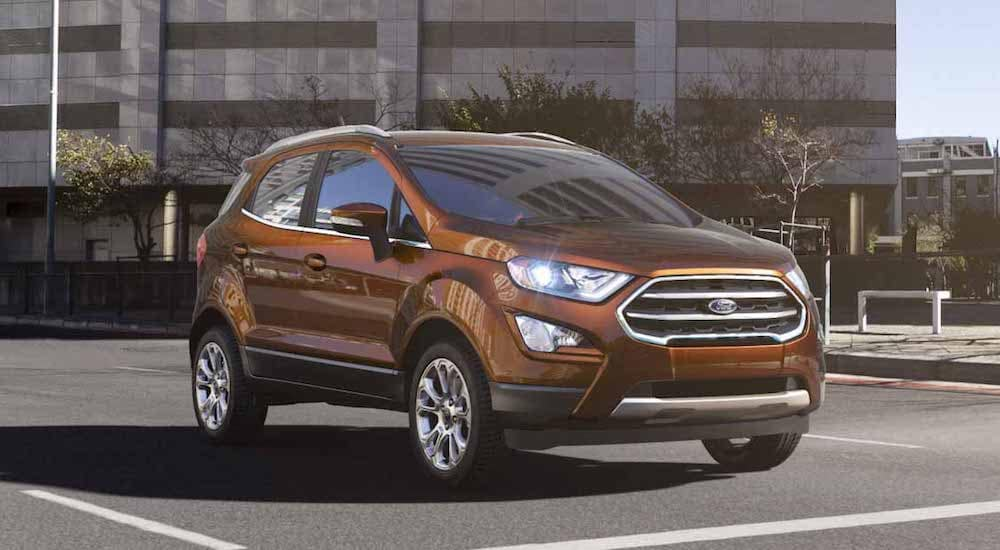 why the 2018 ford suv and crossover lineup has everything a