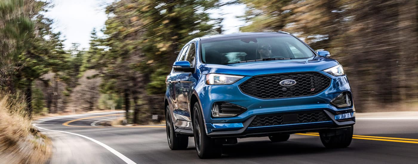 New Ford Edge Performance
