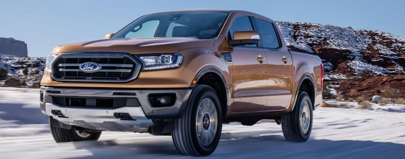New Ford Ranger Performance