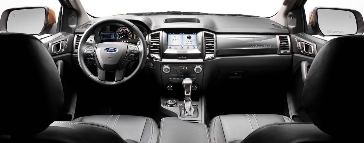 New Ford Ranger Technology