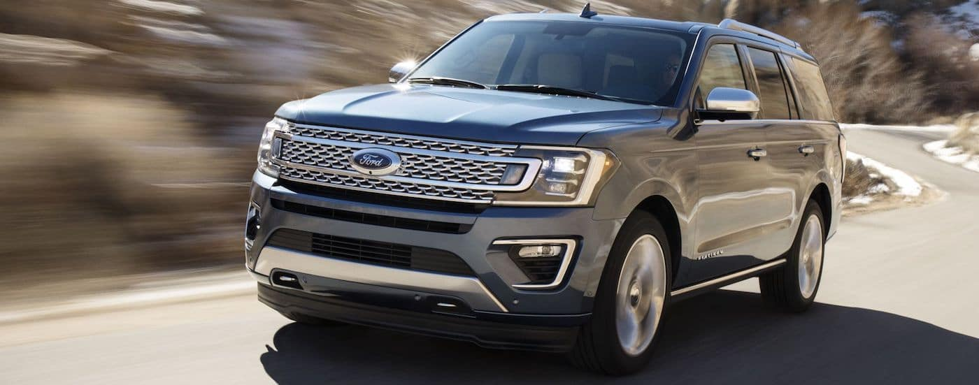 New Ford Expedition Performance