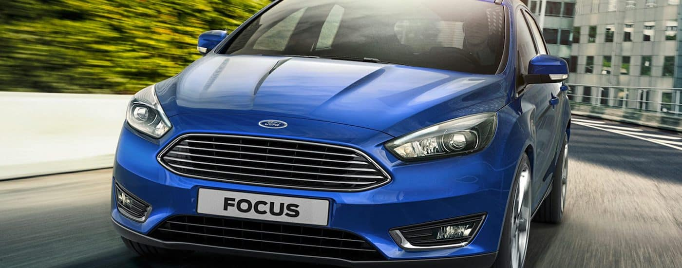 2018 Ford Focus Design