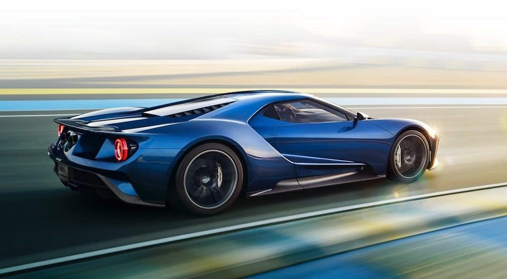 As Many Ford Superfans Will Already Know The Ford Gt Is A Street Legal Racecar That Is Incredibly Aerodynamic And Extremely Powerful