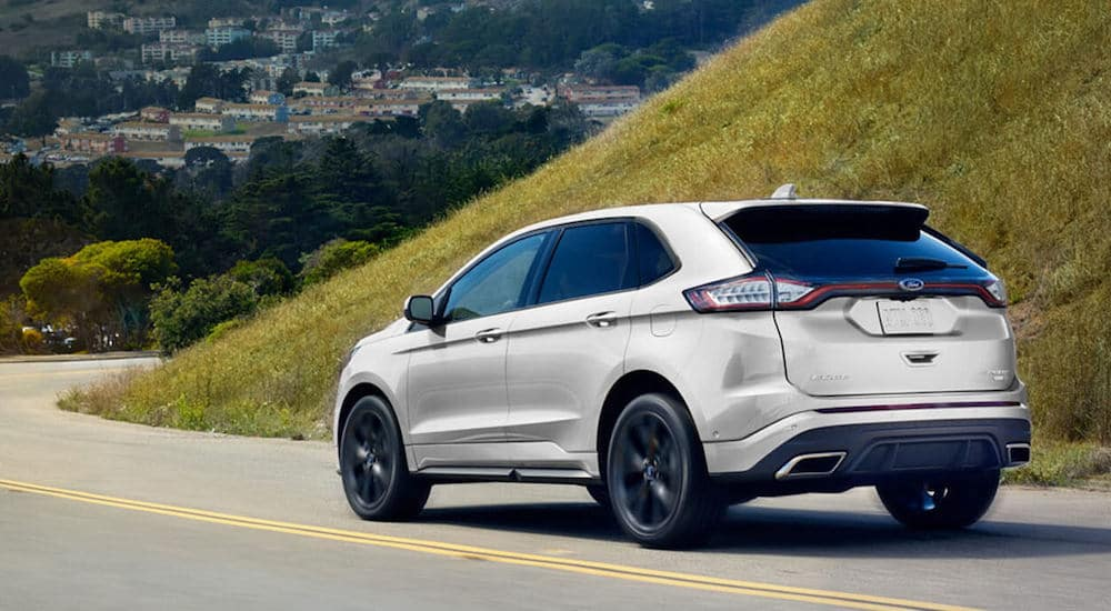 2016 Ford Edge Used
