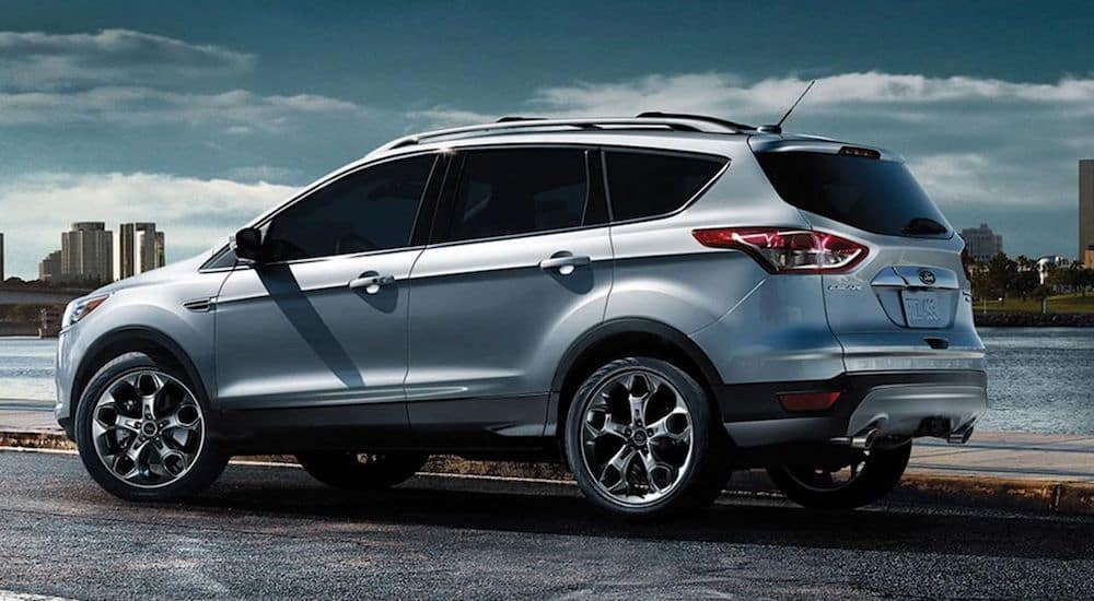 2016 Ford Escape Used