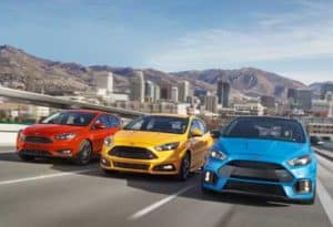 Ford receives 2018 Car of the Year SEMA award for Ford Focus