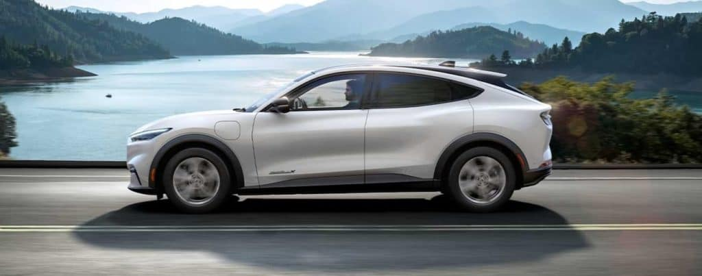 2021 ford hybrid and electric models
