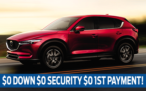 New Lease Specials DePaula Mazda - Mazda cx 5 lease specials