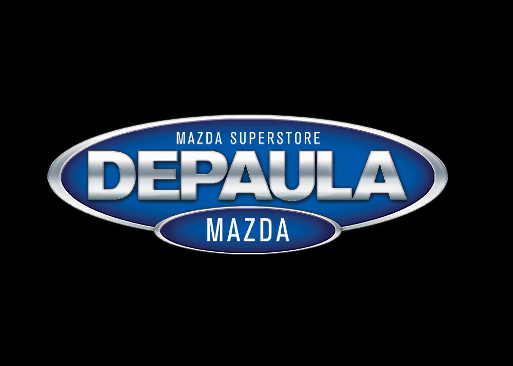 DePaula Mazda Logo