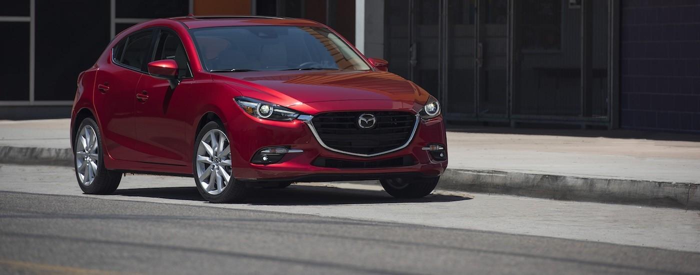 Mazda 3 Safety