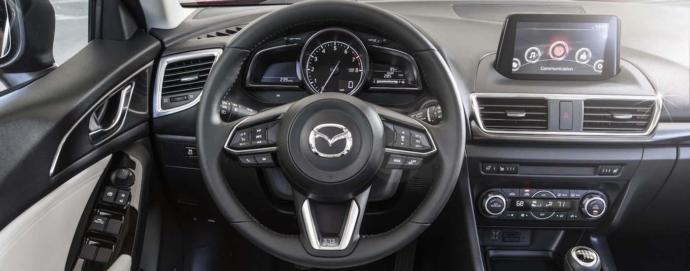 Mazda 3 Technology
