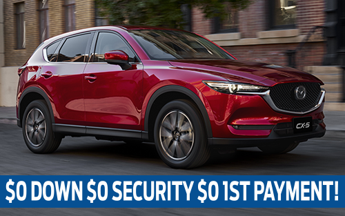 New 2018 Mazda CX-5 Sport AWD