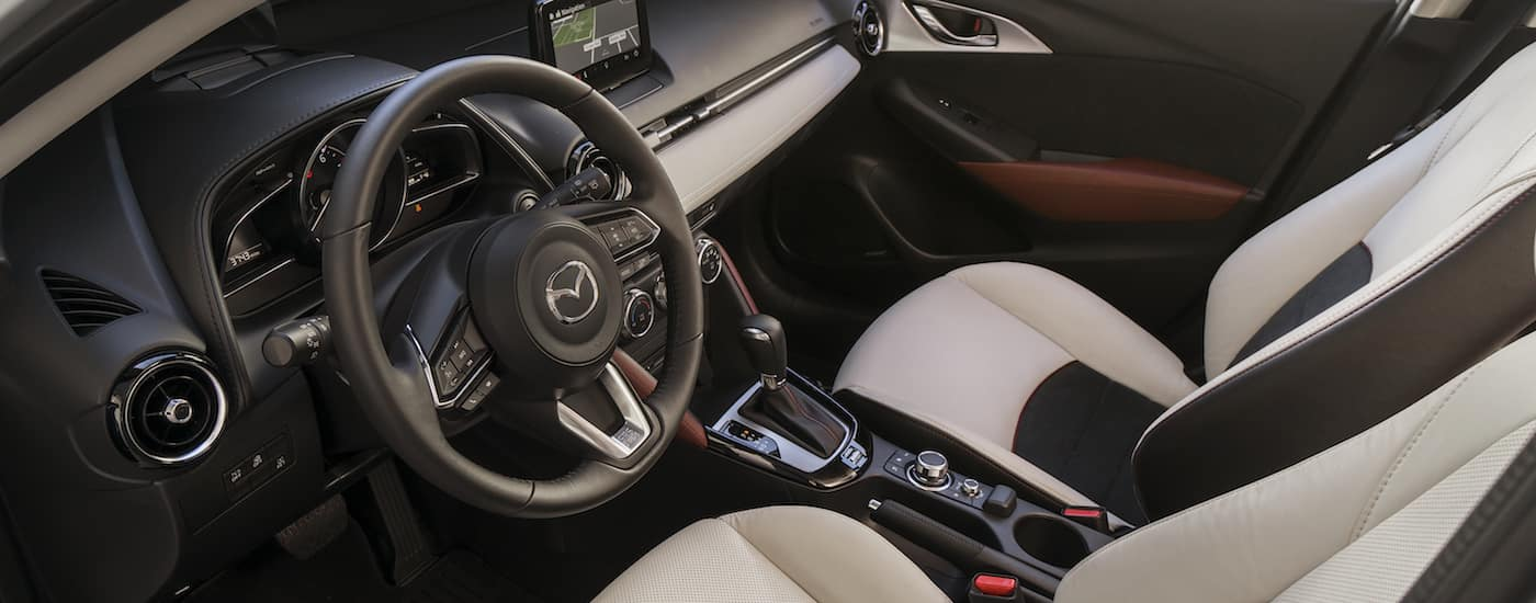 New Mazda CX-3 Interior