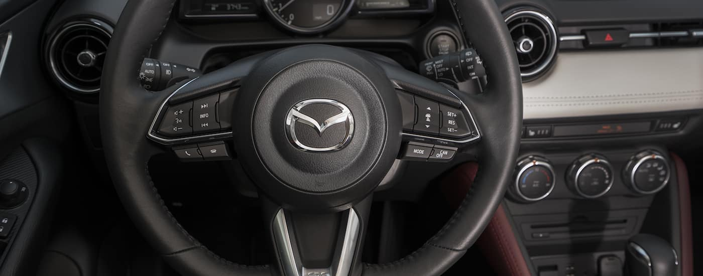 New Mazda CX-3 Safety