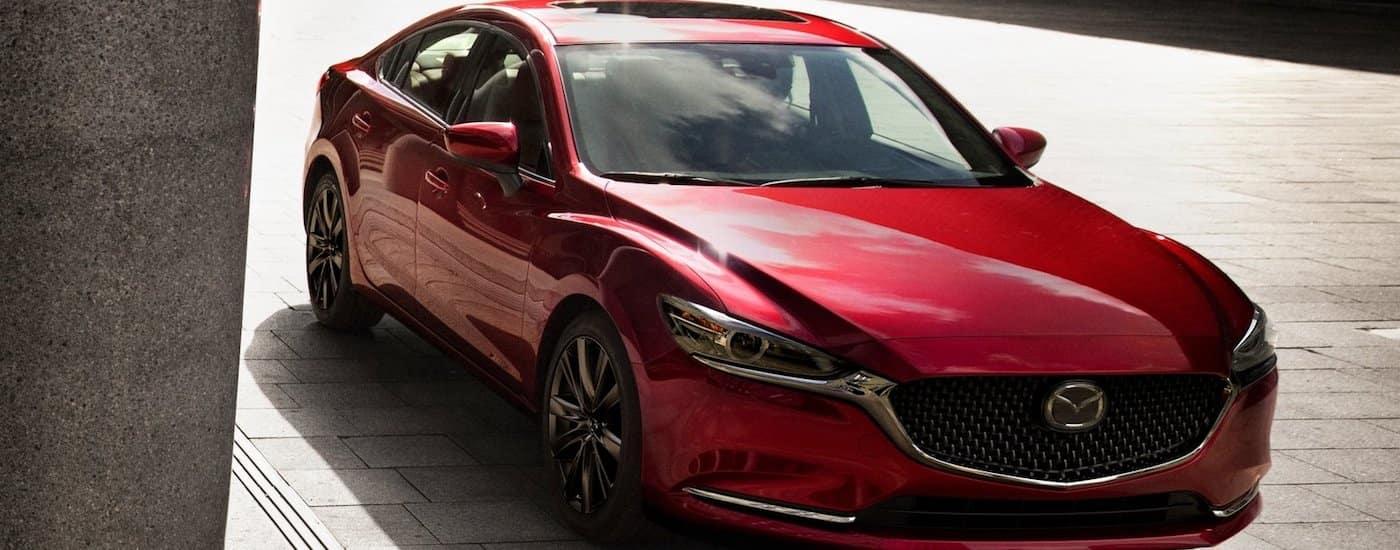 New Mazda6 Exterior