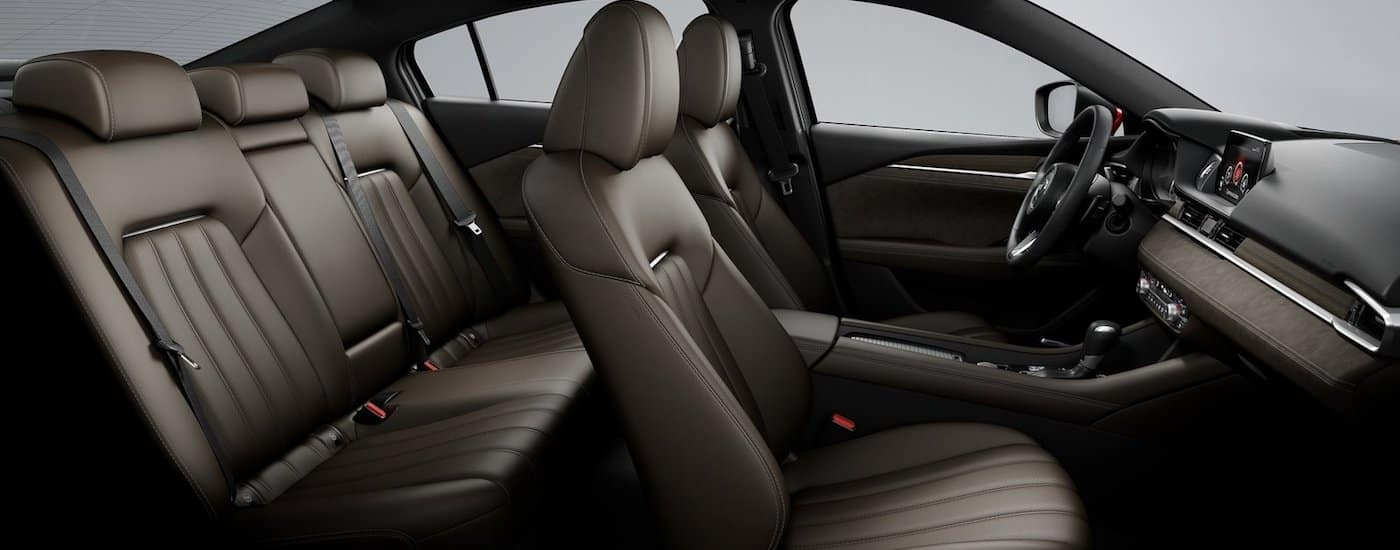New Mazda 6 Interior