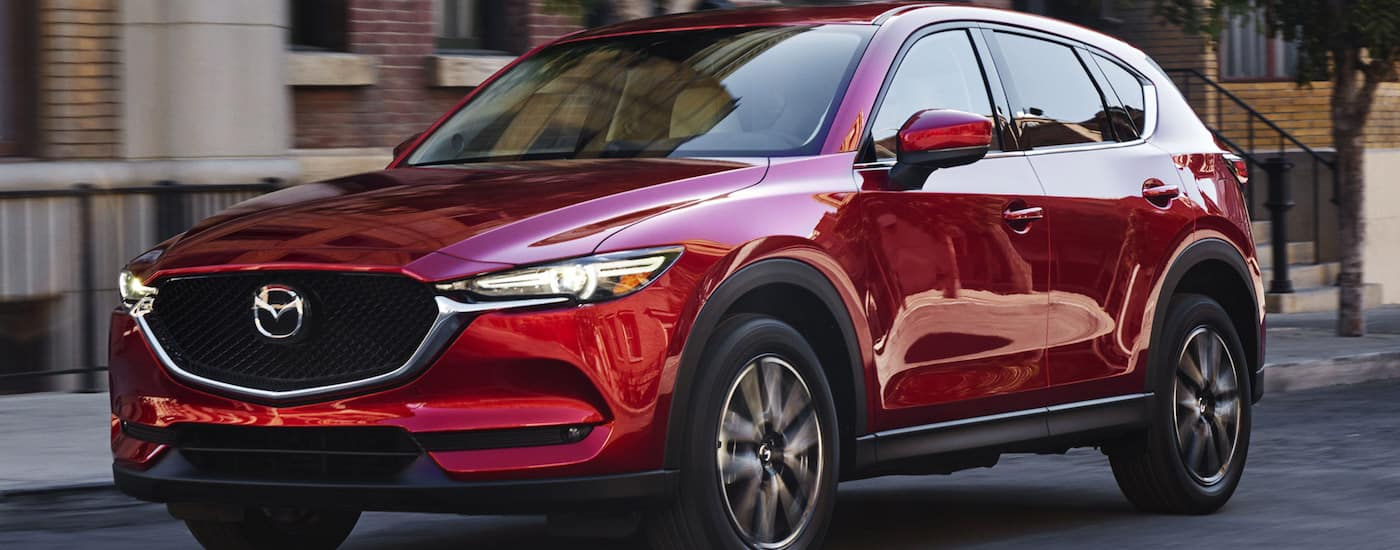 New Mazda CX-5 Design