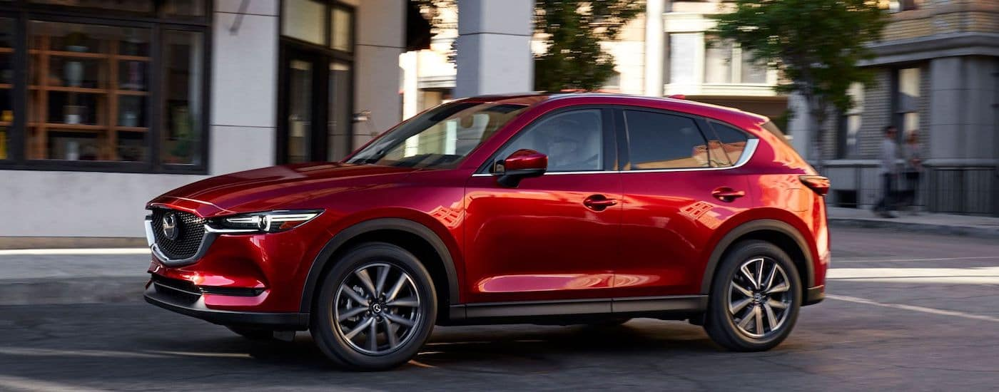 New Mazda CX-5 Performance
