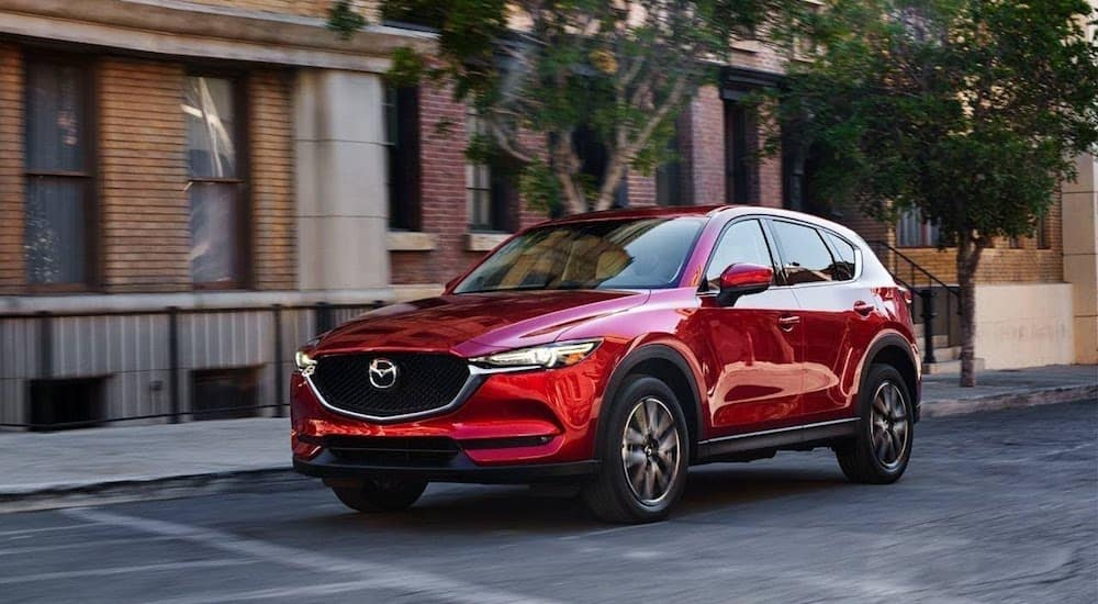 Why Buy From DePaula Mazda