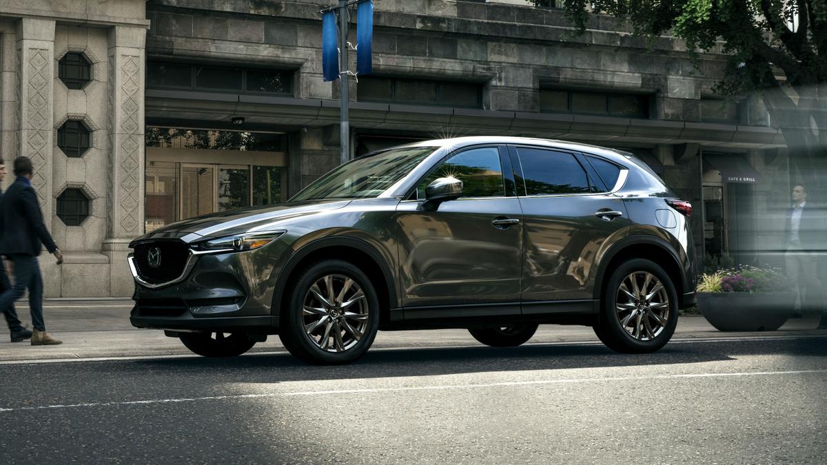 2020 Mazda CX-5 Crossover SUV | DePaula Mazda