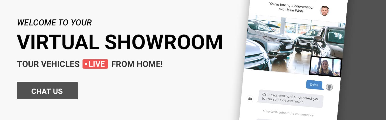 Welcome to our virtual showroom