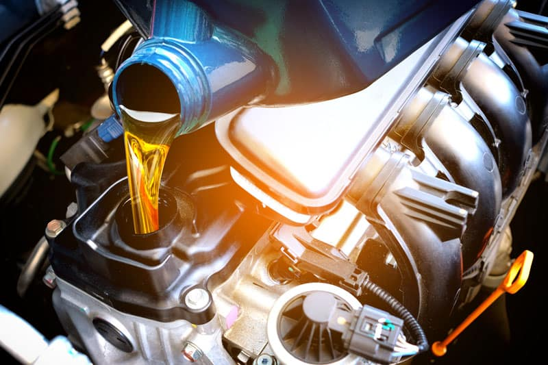 Oil Changes available at our Drive Autogroup locations