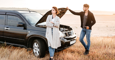 Roadside Assistance service available at our Drive Autogroup locations
