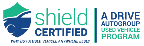 Drive Autogroup Shield Certified Used Vehicle Program