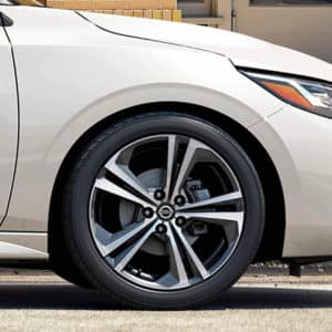 Sentra Alloy Wheels at Drive Autogroup in Whitby Ajax Pickering Scarborough and Markham