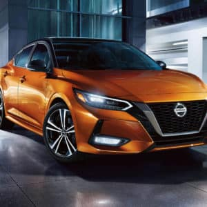 Sentra LED Headlights Drive Autogroup in Whitby Ajax Pickering Scarborough and Markham