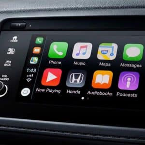 technology in the 2020 Honda HR-V available at Drive Autogroup