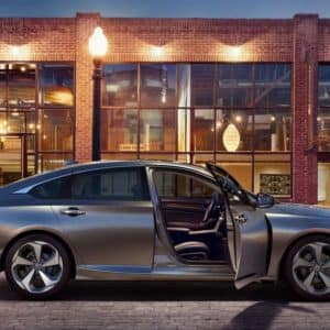 exterior of 2020 Honda Accord available at our Drive Autogroup locations