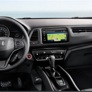 interior 2020 Honda HR-V available at Drive Autogroup