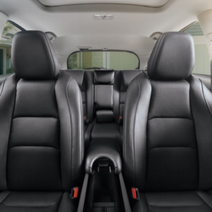 seating 2020 Honda HR-V available at Drive Autogroup