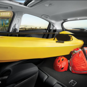 cargo space 2020 Honda HR-V available at Drive Autogroup