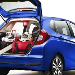 2020 Honda Fit exterior available at our Drive Autogroup locations